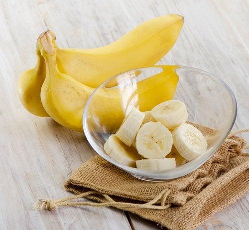 О пользе банана от простуды