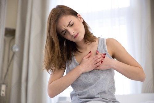 Сигналы сердечного приступа