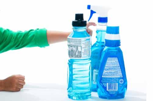 Пластиковые бутылки среда для бактерий