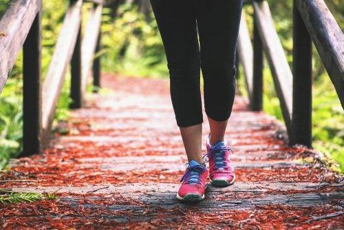 Ходьба и боль в коленях