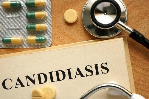 Кандидоз и медицинские препараты