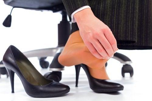 Плантарный фасциит и обувь
