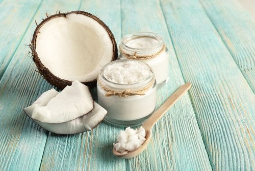 Кокосовое масло против размножения кандиды