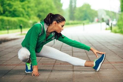 Тендинит ахиллова сухожилия и упражнения на растяжку