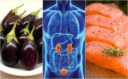 Здоровье почек: 7 лучших продуктов