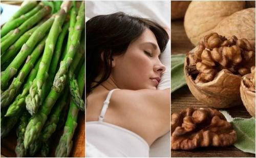 9 продуктов, повышающих уровень мелатонина, которые помогут лучше спать