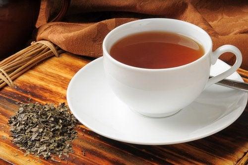 Чай из больдо и метеоризм
