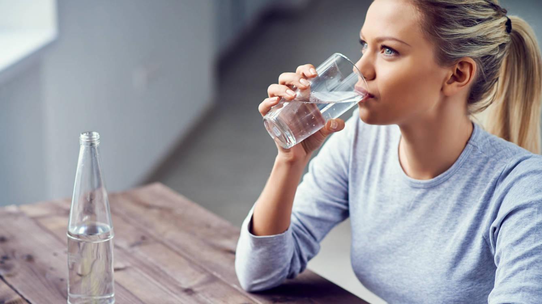Повышенная кислотность и вода
