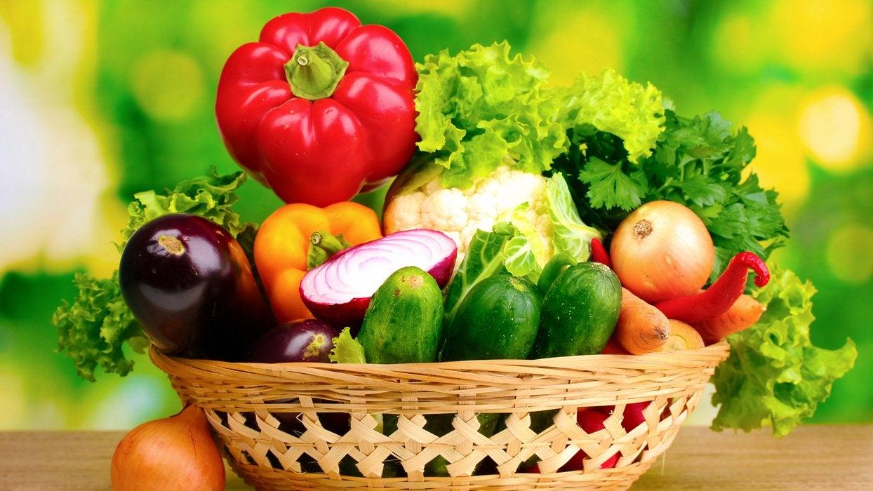 Повышенная кислотность и овощи