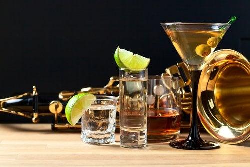 Алкоголь и неприятный запах