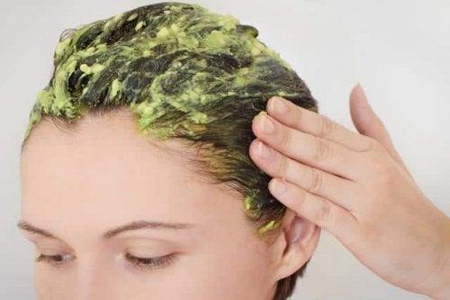Натуральные средства из авокадо укрепляют волосы