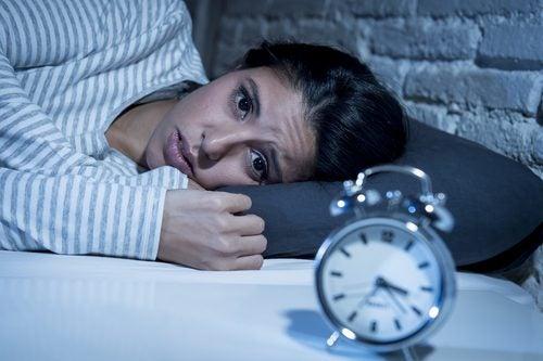 Бессонница и низкий уровень серотонина
