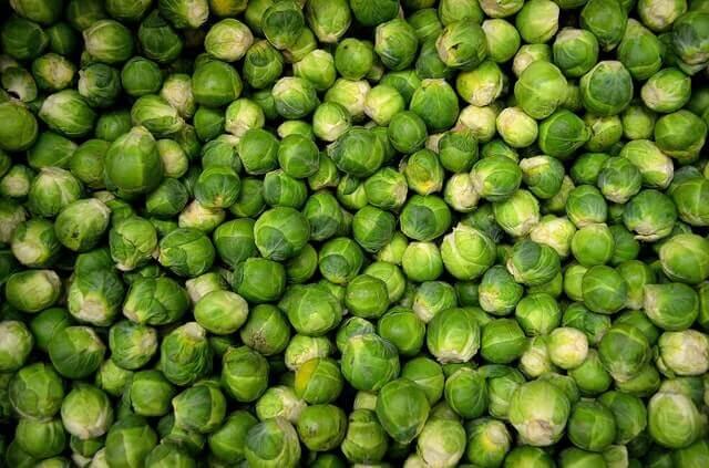 Брюссельская капуста и другие растительные белки