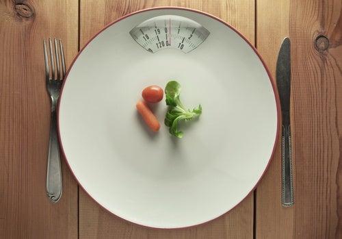 Сесть на диету и похудеть