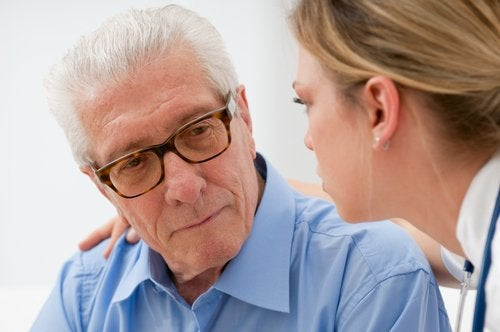 Пожилые люди и депрессия