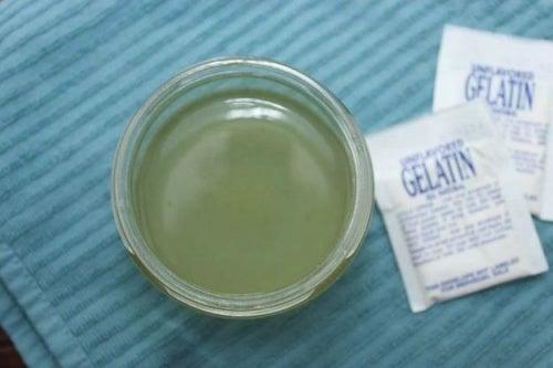 Рефлекторный гастрит и желатин