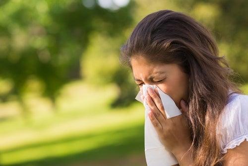 Печень и аллергия