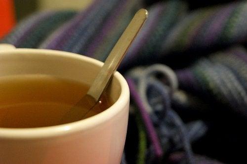 Травяной чай поможет понизить уровень сахара в крови