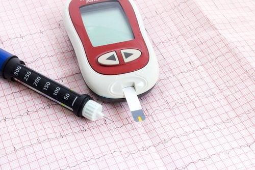 Измерить и понизить уровень сахара в крови