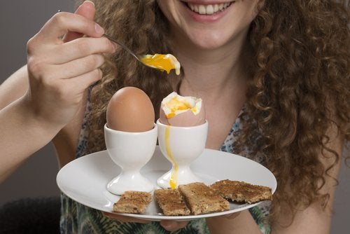 Яйца для борьбы с бессонницей