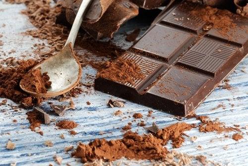 Низкое артериальное давление и шоколад