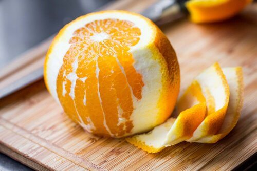 Апельсин для борьбы с запорами