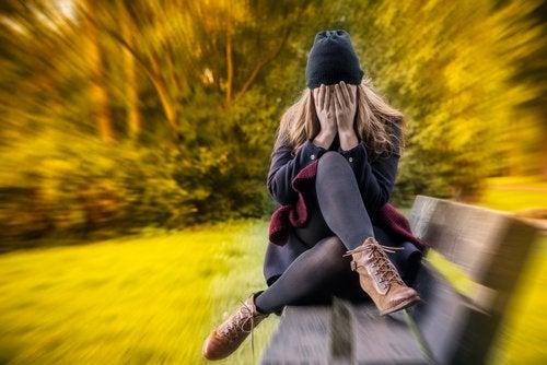 Тревожный невроз у женщин