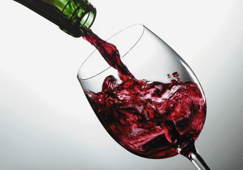 Вино и наше лицо