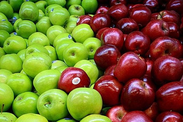 Яблоки и толстый кишечник