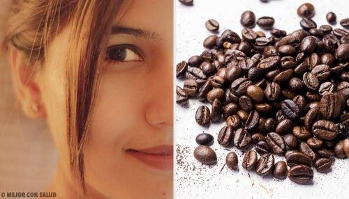 5 масок на основе кофе для лифтинга кожи лица