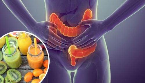 5 продуктов, которые эффективно очистят толстый кишечник