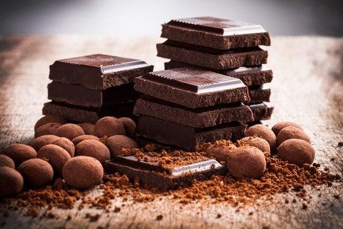 Кислотный рефлюкс и шоколад