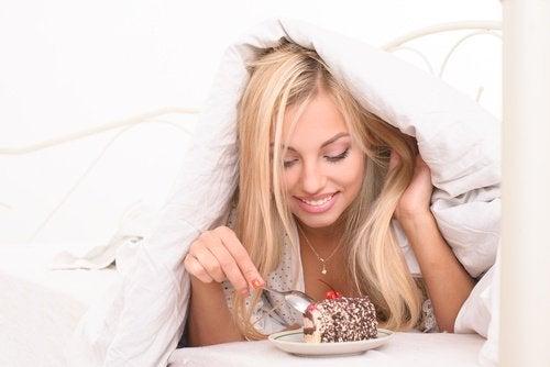 Перекусывать и сбросить вес