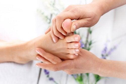 6 зон тела, идеальных для массажа