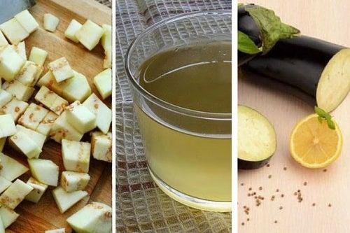 Почему стоит пить баклажанно-лимонную воду: 5 причин