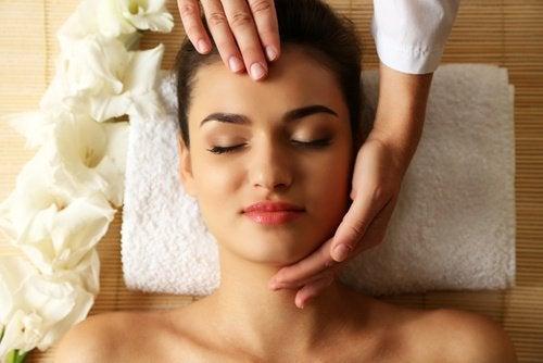 Лицо и массаж