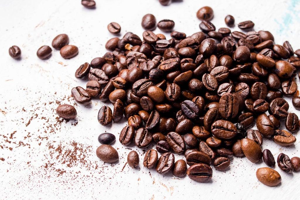 Маска из кофе для лифтинга