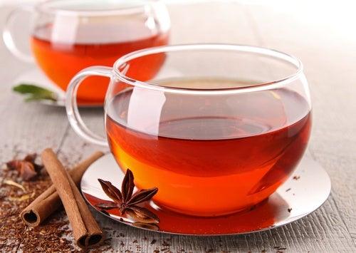 Чай из корицы
