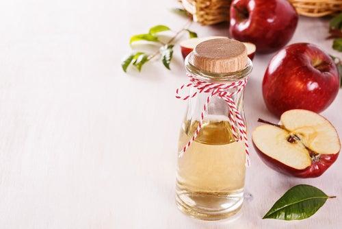 Яблочный уксус и домашние маски