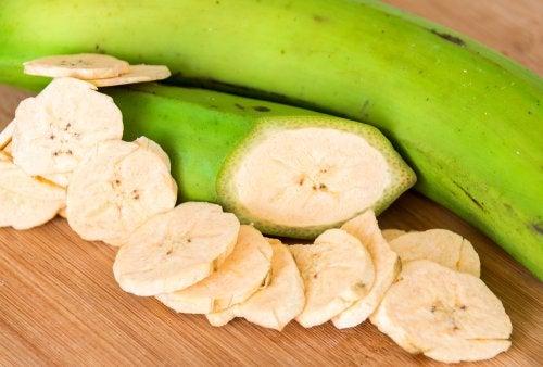 Почему полезны зеленые бананы: 7 ответов на этот вопрос