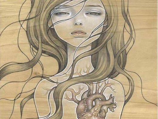 Женщина и ее сердце