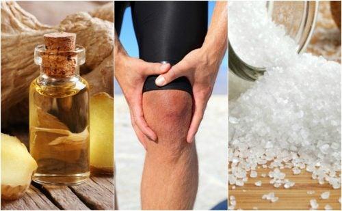 5 расслабляющих средств, чтобы уменьшить боль в колене
