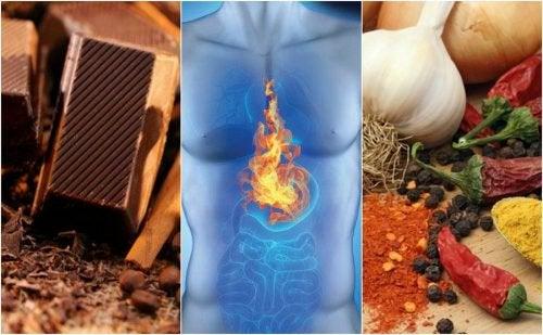 Кислотный рефлюкс: 7 продуктов, которых стоит избегать