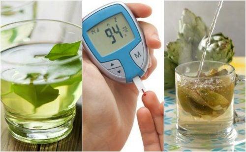 5 натуральных средств, чтобы контролировать уровень сахара в крови