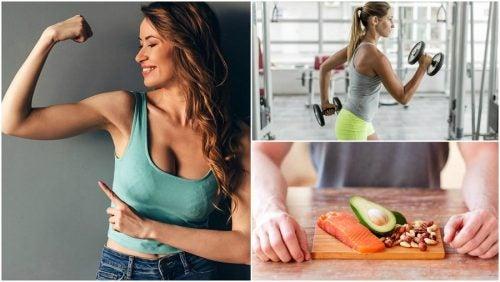 5 привычек, которые помогут вам набрать мышечную массу!