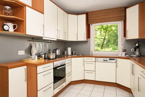 Организовать пространство на кухне