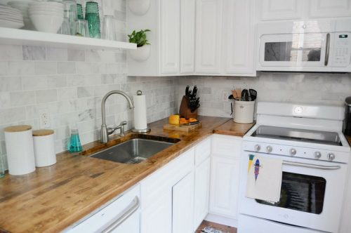 4 идеи, как организовать пространство на небольшой кухне!