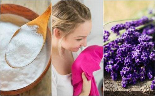 5 трюков, чтобы избавить свою одежду от неприятного запаха