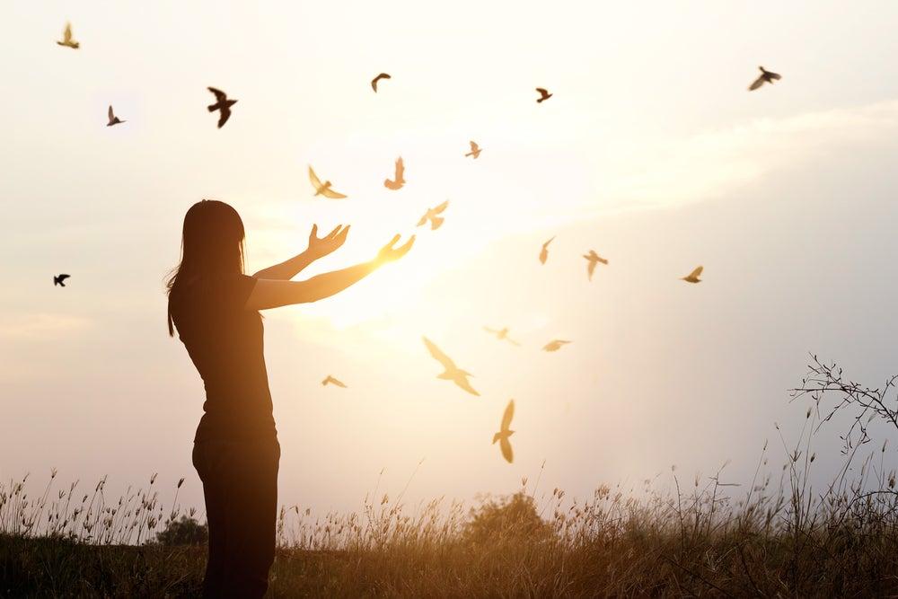 Самодостаточные люди не боятся одиночества