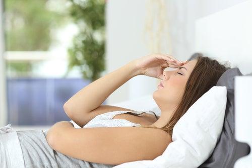 Токсическое поражение печени и мигрень